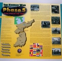 Image of Poster - Korean War poster