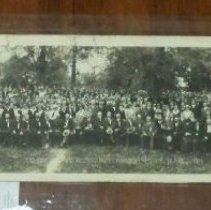 Image of Print, Photographic - Co-Operative Picnic, Hutchinson, June 3, 1916