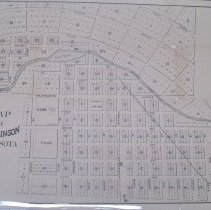 Image of Map - Map of Hutchinson, MN