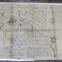 Image of Map - Hutchinson, MN plat map