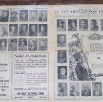 Image of Newspaper - July 19, 1940 Hutchinson Leader, World War I Veterans