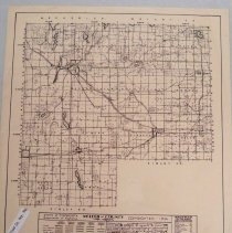 Image of Map - 1936 map of McLeod County