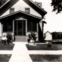 Image of Home of Otto & Lizzie Engelke, Hutchinson, MN