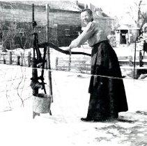 Image of Print, Photographic - Augusta Smolka, 1914