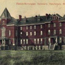 Image of Danish-Norwegian Seminary, Hutchinson, MN