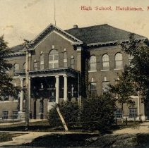 Image of High School, Hutchinson, MN