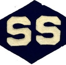 Image of Badge, Insignia - Stevens Seminary badge/patch