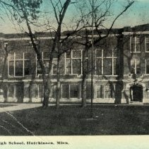 Image of Hutchinson High School, Hutchinson, MN