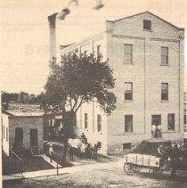 Image of Farmers & Merchants Feed Mill, 1917
