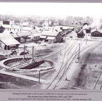 Railroad Turntable, Glencoe, MN