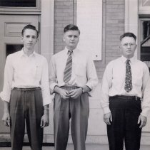 Image of Men at McLeod County Courthouse