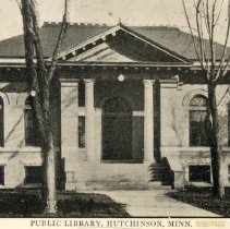 Image of Public Library, Hutchinson, MN