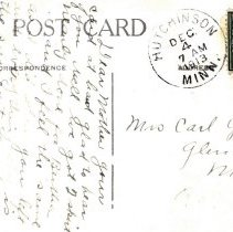 Image of Library, Hutchinson, MN - reverse