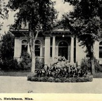 Image of Library, Hutchinson, MN
