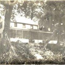 Image of Postcard - Wood frame house-postcard