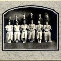 Image of Lester Prairie High School Class of 1933