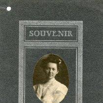 Image of Card, Souvenir - 1904 Public School McLeod County, MN Souvenir