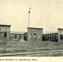 Image of Chamberlain Road Machine Co., Hutchinson, MN