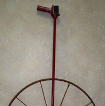 Image of Wheel, Surveyor's - Surveyor's measuring wheel