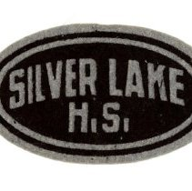 Image of Patch, Insignia - Silver Lake High School patch