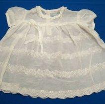 Image of Dress - White infant's dress