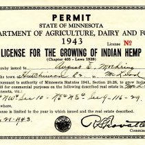 Image of Permit - Permit Hemp Growing-August E. Moehring