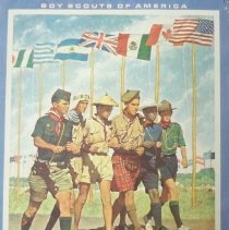 Image of Poster - Boy Scout poster