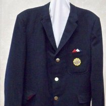 Image of Uniform, Organizational - Navy Sport coat