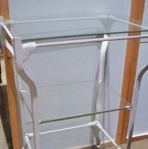 Image of Table, Medical - Medical accessory table