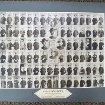 Image of Print, Photographic - 13th Minnesota Volunteer Infantry, 1899