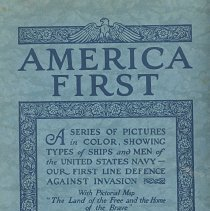Image of Booklet - America First booklet