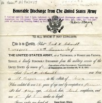 Image of Document - Discharge Paper