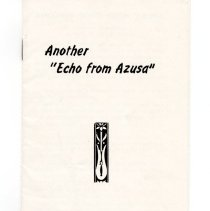 """Image of Another """"Echo from Azusa"""" by Mrs W. H. McGowan"""