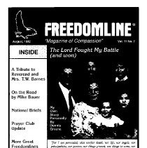 Image of Freedomline Magazine