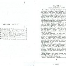 Image of Table of Contents & Chapter 1