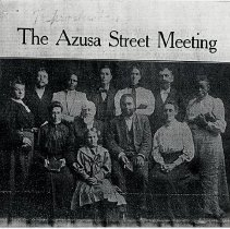 Image of Azusa Street Revival Collection - 2000.98.6
