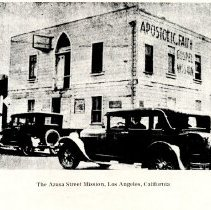 Image of Azusa Street Revival Collection - 2000.98.8