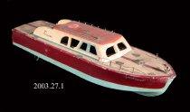 "Image of Model powerboat ""Cruiser"""