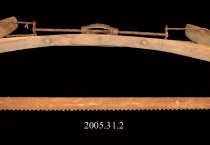 Image of Saw, tool of L.G. Wright