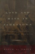 Image of Love & Hate in Jamestown - Price, David A.