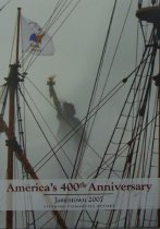 Image of Americas 400th Anniversary Jamestown 2007 - Sterling Committee Report