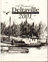Image of A Potrait of Deltaville 25th Anniversary Edition 2001 - Deltaville Community Association