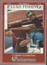 Image of The Guide To Fluke Fishing - Fisherman Library