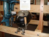 Image of Motor, Outboard - Martin 1947 4.5 Hp