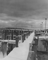 Image of Winter 1975 at the Marina Pier - W0045