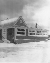 Image of Captain Higgins Restaurant in the Winter of 1975 - W0051