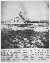 Image of First Mayo's Beach Lighthouse