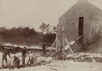 Image of Ice House - Long Pond, Wellfleet - W0197