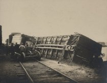 Image of Train Wreck June 1908 - W0296