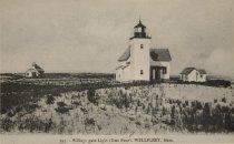 Image of Billingsgate Light (East Font) Wellfleet, Mass. - W0309